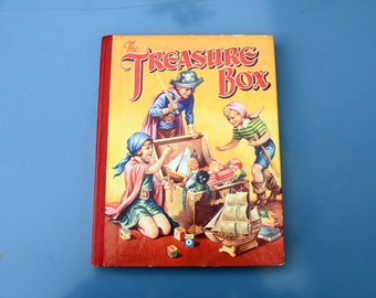 The Treasure Box for Boys and Girls - playing pirates