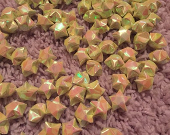 100 Pieces Lucky Stars