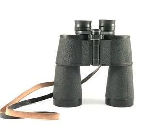 Vintage Binoculars BPC 10x50//Tento//Made in USSR//1980's