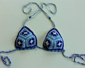 top crochet bikini