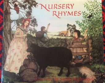 Medici Society Nursery Rhymes Book
