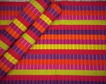 Guatemalan Handwoven Placemats