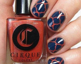 Quatrefoil Nail Vinyl Fingernail Art Stencils
