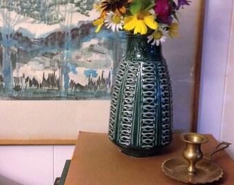 Vintage Jasba - West Germany Pottery Vase