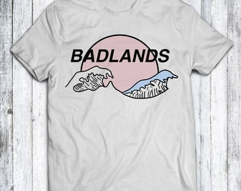 Halsey  Badlands Inspired Tshirt - White - Sizes - XS - S - M - L - XL - XXL - 3XL - 4XL
