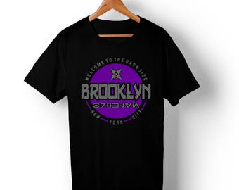 Welcome to the Dark Side Brooklyn New York City T-Shirt