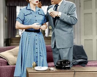 I Love Lucy movie poster 11x17