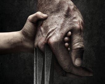 Logan movie poster 11x17