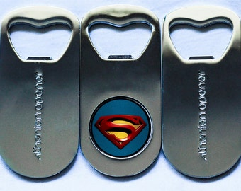 Superman Bottle Opener