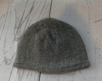 100% Pure Alpaca Baby/Small Child Beanie Hat