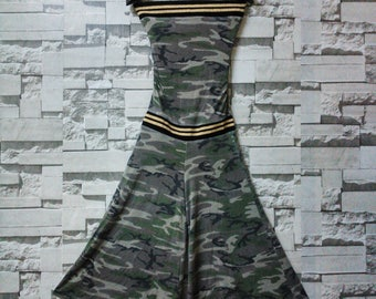 vintage army dress pants by Polaris made in usa military issue WWII camo us army bathing ape