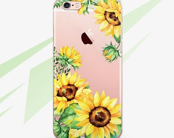Sunflower Case iPhone 6s Case iPhone SE Flower Case for Samsung Galaxy S7 Case iPhone 5C Case for Samsung Galaxy S6 Case iPhone 5s Case 0225