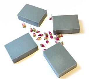 Mineral Dead Sea Mud Detox Soap, All Natural Soap, Vegan Soap, Cold Process Soap, Palm Free Soap,Sensitive skin Soap, Handmade Soap