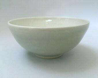 Light Celadon Bowl (medium) B6