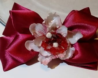 "4.5"" Unique Beautiful Hair Bow"