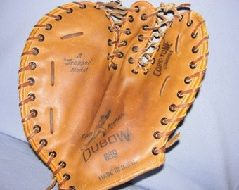 Dubow Trapper Baseball Glove - SKU 1282