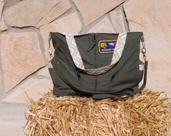 Daiper Bag / Tote