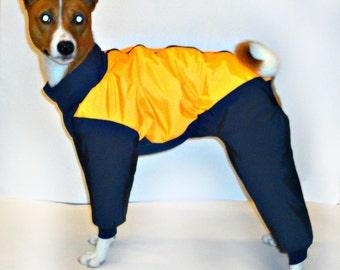DOG RAINCOAT-dog clothing-dog clothes-small dog clothes-dog coat- pet clothing-comfortable dog raincoat -lovely for carrion-pet raincoat