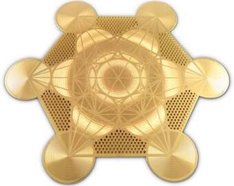 Metatron's Cube Icon YA-52-FM