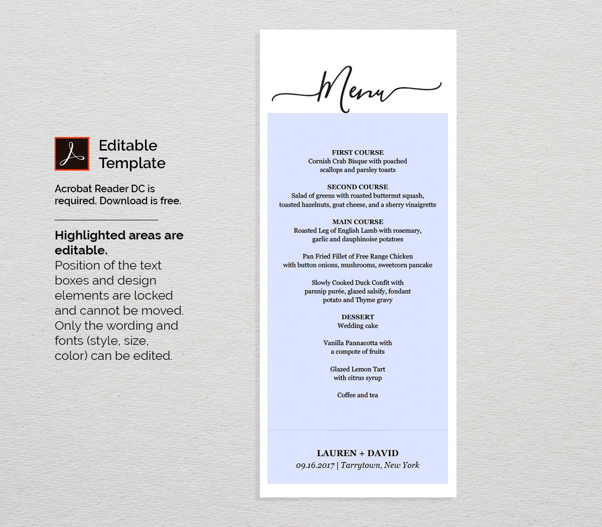 Doc10401300 Dinner Card Template PlaceCard Clip Art and – Free Remittance Advice Template