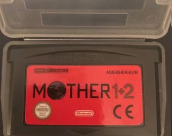 Mother 1+2 English Fan Translation GBA fan made hack