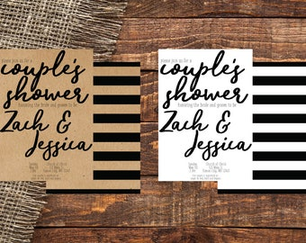 wedding shower couples wedding shower invitation couples wedding shower bride u0026 groom