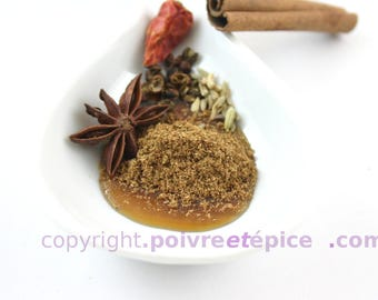 5 SPICE, mixted chinese spice