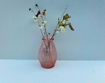 Retro glass vase