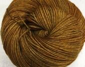 Superwash Merino/Yak/Nylon (70/20/10) Fingering Weight Yarn-Sock Yarn-Tonal Hand Dyed - approx. 437 yards - 100 grams - KING TUT