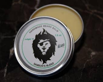 Samson's Blend All Natural Beard Balm
