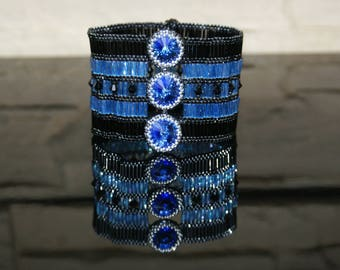 "Bracelet ""Sapphire"""