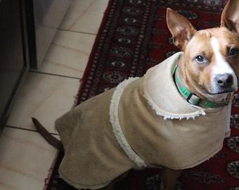 Medium Sherpa Dog Coats