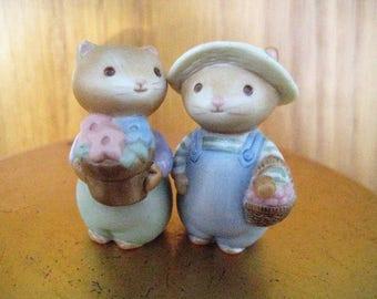 Mini Kitty Gardeners