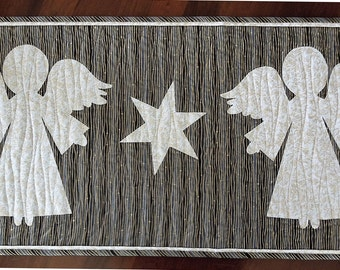 Starring Angels Table Runner Pattern