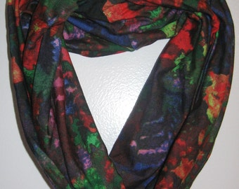 Infinity Scarf-mulitcolored