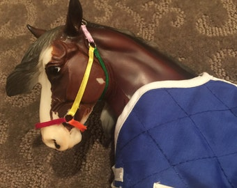 Breyer Rainbow Halter (Made to order)
