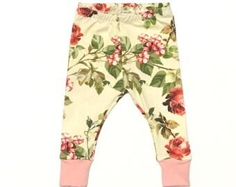 Cotton Leggings for Infants - Adorable Patterns!