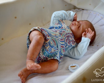 REBORN BABY BOY Angello sculpted by Heike Kolpin. Ltd Ed with Coa. Long Sold Out