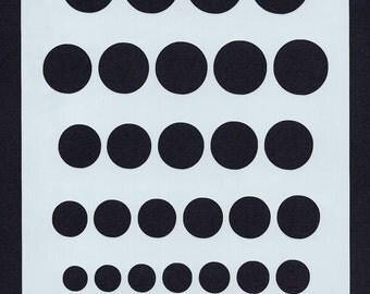 Circle Template Stencil