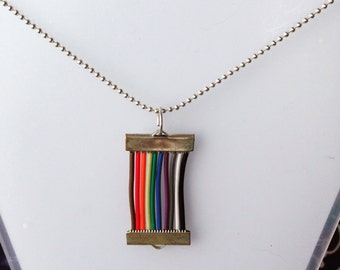 Color Cables Necklace