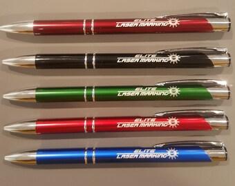 Laser Engraved Ballpoint Pen
