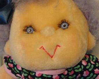 "Hugga Bunch Doll IMPKINS 18"" Soft Plush by Kenner 1985 Hallmark Vintage Collectible"