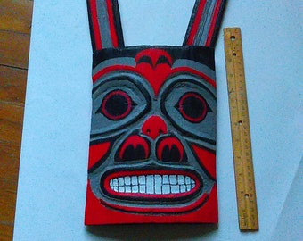 native american art  wall hanging