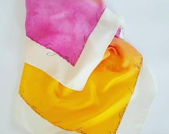Laura Biagiotti creation vintage scarf