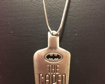 Batman necklace?? Charm