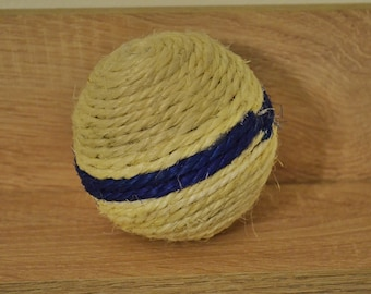 Rope ball toy for cats / Cats toys