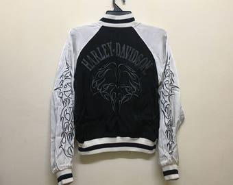 Vintage Harley Davidson Sukajan Jacket Size Medium