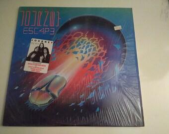 Journey Escape Vinyl 1983 Promo from COLUMBIA records