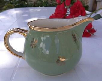 Vintage Villeroy et boch cream or milk jug.