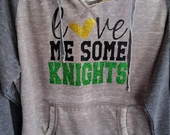 School Team Spirit Sweatshirt - Two designs